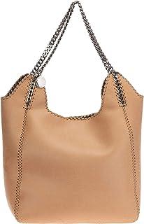 Stella McCartney mujer Falabella bolsa de asa larga beige