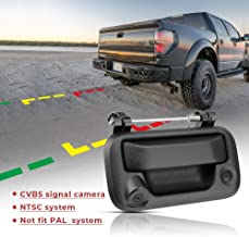 $62 » ISSYAUTO Backup Camera Tailgate Handle for 2005-2014 F150 Rear View Camera Reverse Handle