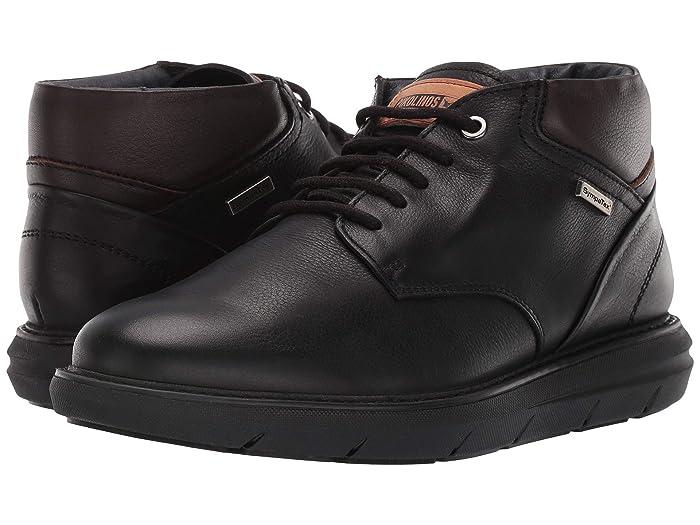 PIKOLINOS Mens Amberes Leather Comfort//Walking Shoe