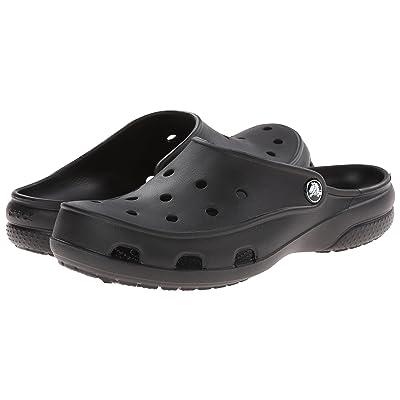 Crocs Freesail Clog (Black) Women