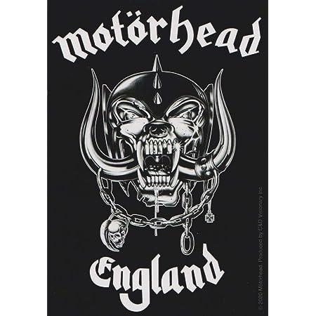 Motörhead England Aufkleber Sticker Bands Musik Rock Heavy Lemmy Auto
