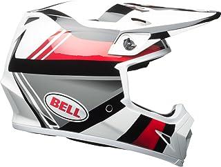 BELL Helm MX-9 MIPS Marauder Weiß/Schwarz/Rot