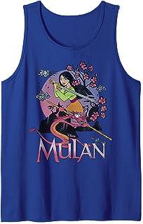 Disney Mulan Classic Trio Portrait Débardeur