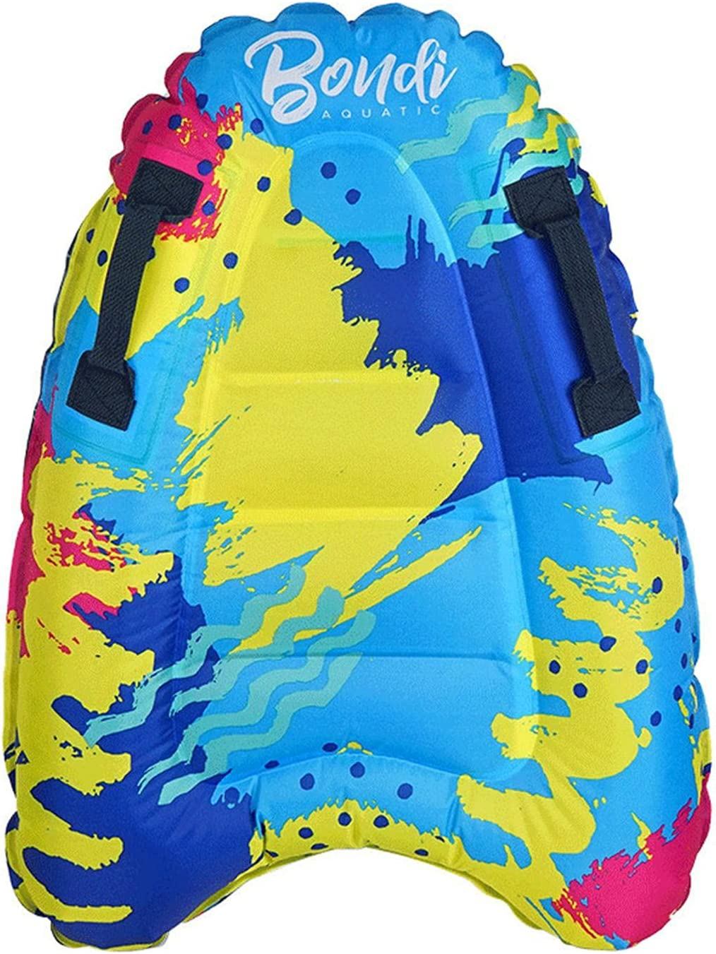Outlet SALE GEZICHTA Inflatable Limited Special Price Surfing Body Board with Swimming Flo Handles