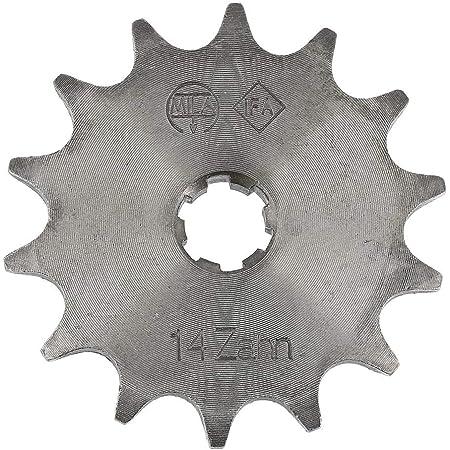 Fez Ritzel Kleines Kettenrad 15 Zahn Für Simson S50 Kr51 1 Schwalbe Sr4 2 Star Sr4 3 Sperber Sr4 4 Habicht Auto