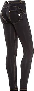Freddy WR.UP Regular Rise Denim Skinny Jeans Women, Butt Lifting, Signature Shaping Pants, Sexy Push Up Pants