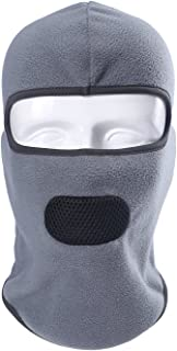 Your Choice Balaclava Face Mask for Cold Weather,  Grey