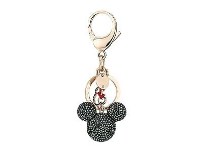 Swarovski Mickey Bag Charm (Black) Charms Bracelet