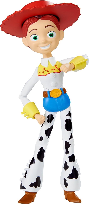 Mattel BFP18 – Toy Story – 14,5 cm hohe Deluxe – Wild West Jessie Figur [UK import]