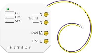 Insteon 2442-222 Micro Dimmer Module, White
