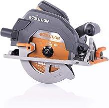 Evolution Power Tools 027-0003C Sierra circular multimaterial, 1600 W, 230 V