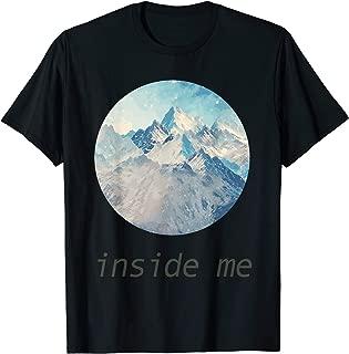 Mountain, Hiking, Outdoor T-shirt   Wandering Tee