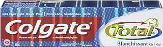 Colgate Total Whitening Anticavity Fluoride Gel Toothpaste, 130 mL