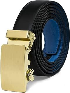 AOG DESIGN Genuine Leather Dress Belt (1 1/4