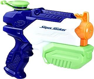 NERF NER SOA Microburst 2 Blaster, Blue, Green, Orange, White, Width : 19.3 cm