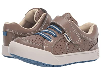 pediped Dani Flex (Toddler/Little Kid) (Taupe) Boy