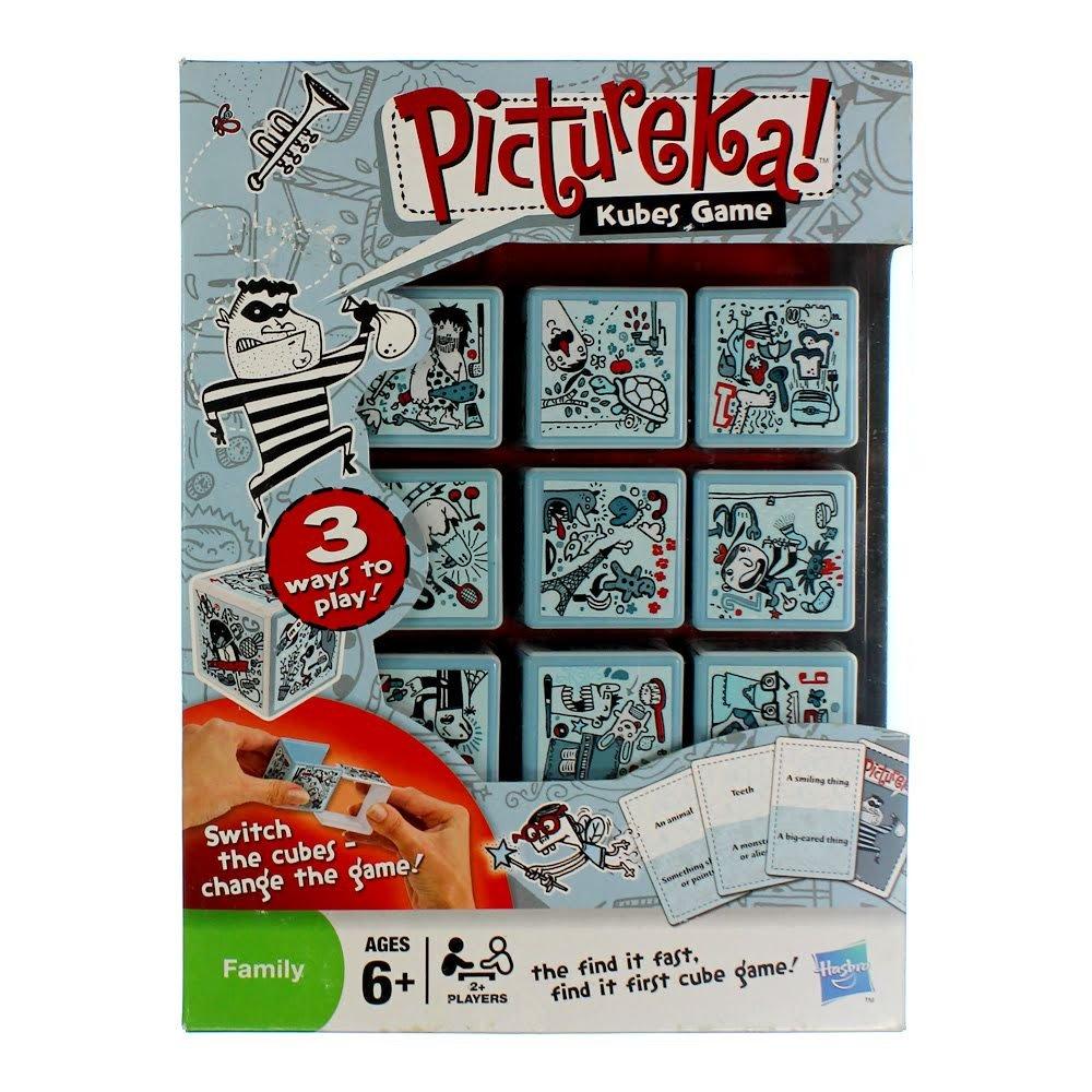 Pictureka! Kubes Game: Amazon.es: Juguetes y juegos