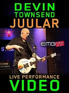 Devin Townsend - Juular - EMGtv Live Performance