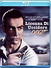 007 - licenza di uccidere (blu-ray) Blu-ray Italian Import