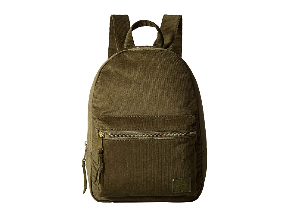 Herschel Supply Co. Grove X-Small (Ivy Green) Backpack Bags