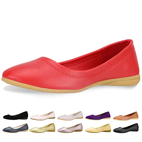 1b40efd3bd3fa Red Women's Comfort Shoes: Amazon.com