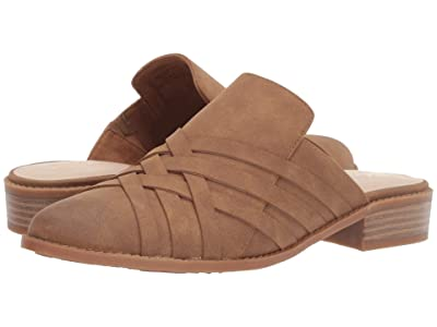 Seychelles BC Footwear by Seychelles Reflection Pool (Tan V-Nubuck) Women