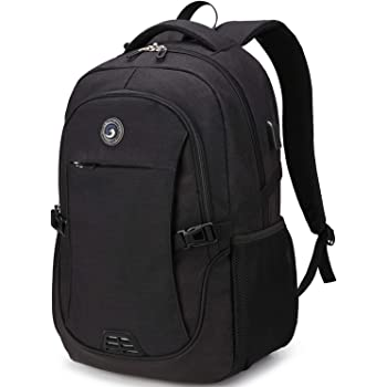 Travel Laptop Backpack with usb Charging Port for Women & Men School College Students Backpack Fits 15.6 Inch Laptop