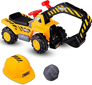 ride on toy digger