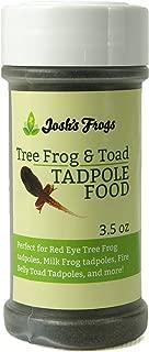 Josh's Frogs Tree Frog & Toad Tadpole Food (3.5 oz)
