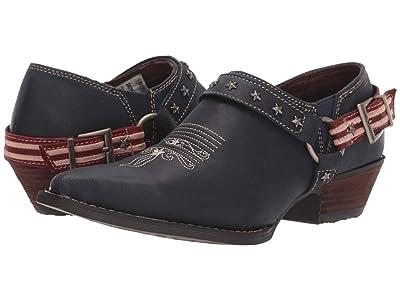 Durango Crush Flag Harness Shoe Boot
