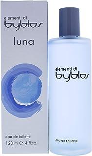 Byblos Elementi Di Luna by Byblos for Women 4 Oz Eau de Toilette Spray 120ml/4Oz