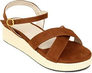 Steps Latest Collection, Comfortable Wedges Sandal for Women's & Girl's