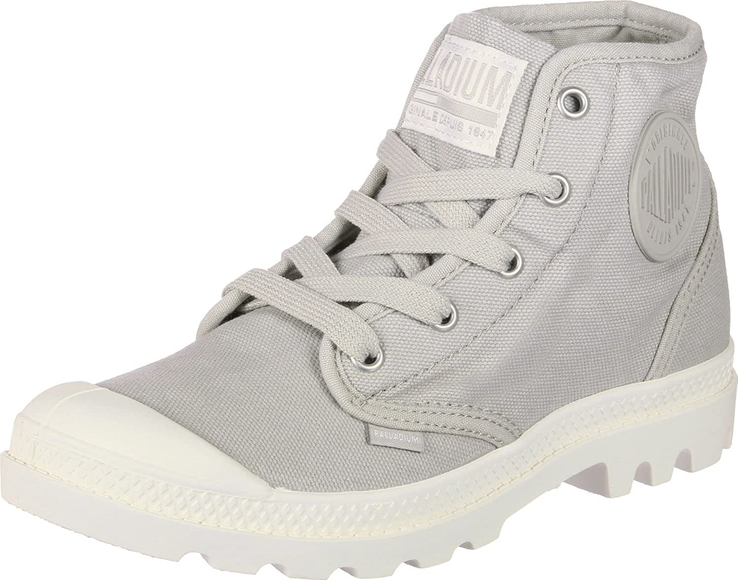 Palladium Women's Pampa High-Top Sneakers, Sahara Ecru