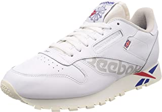 9526d996e73e3 Amazon.fr   Reebok Classic Leather - 44   Chaussures homme ...