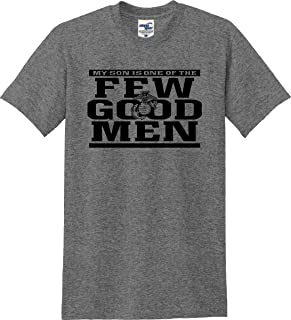 My Son is One of The Few Good Men Marines Parent T-Shirt (S-5X)