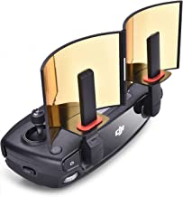 TOZO for DJI Mavic Air/Mavic Pro/Spark Accessories Antenna Signal Range Booster Parabolic Foldable Controller Transmitter Signal for Extended Extend [Gold]