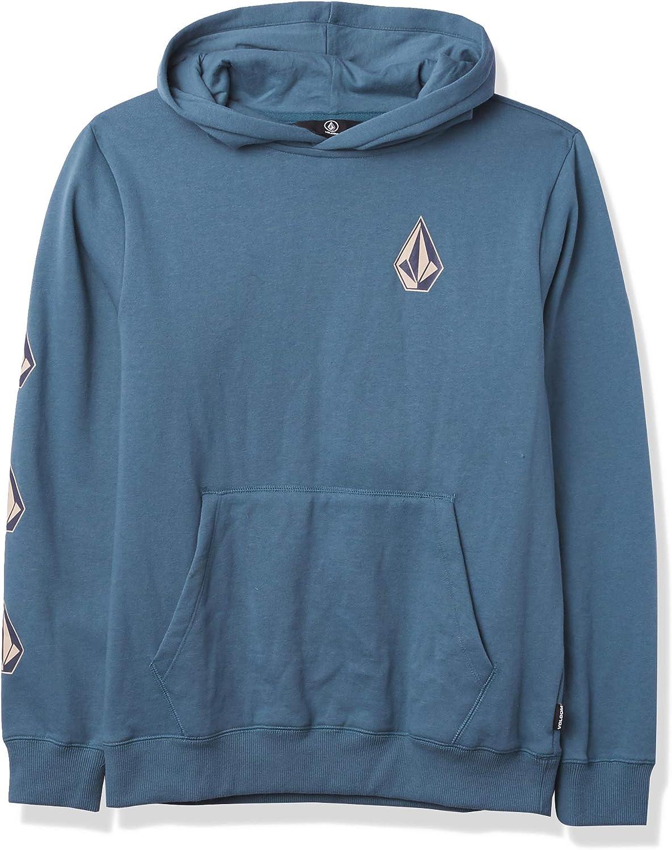 Volcom Boys' Deadly Stones Hooded Fleece Sweatshirt