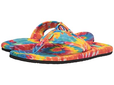 Sanuk Furreal Classic x Grateful Dead (Tie-Dye/Grateful Dead) Men