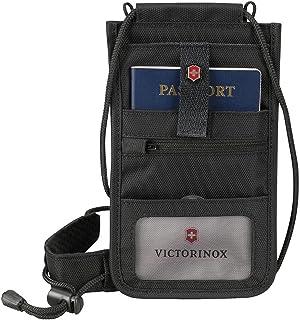 Victorinox 30370621 Mini Bolsa de Seguridad para Viaje 3.0, color negro