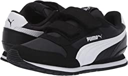 710c01e3a33448 Puma kids minions st runner v little kid | Shipped Free at Zappos
