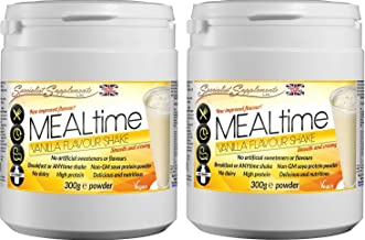 Specialist Supplements Mealtime Shake 300g Vanilla Pack of 2 Estimated Price : £ 23,99