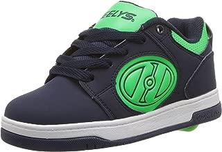 black and green heelys