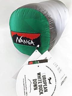 ナンガ (NANGA) オーロラlight (オーロラライト) 350DX レギュラー GRN + IDホイッスルキィリンク付 日本製