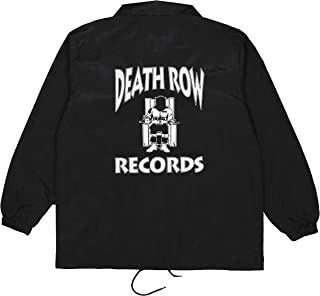 death row records coach jacket