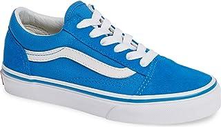 Vans Old Skool Indigo Bunting/True White Sneaker Unisex Kids Shoes.