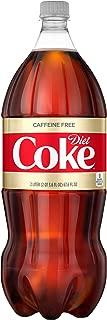 Diet Coke Caffeine Free Soda Soft Drink, 2 Liters