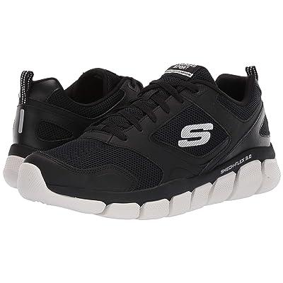SKECHERS Skech Flex 3.0 Whiteshore (Black/White) Men