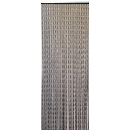 Metal Chain FLY Pest INSECT DOOR SCREEN CURTAIN Control EU Made.