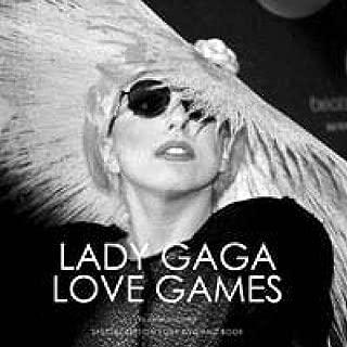 Lady Gaga - Love Games Book