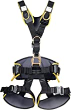 Singing Rock Full Body Expert 3D Steel Speed ANSI Work Harness, Extra Large